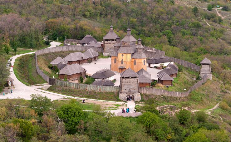 Хортица Украина