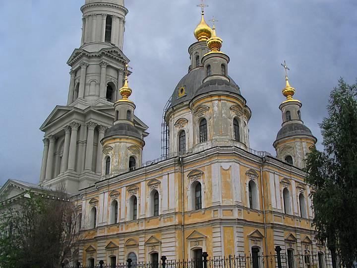 Успенский собор, Украина