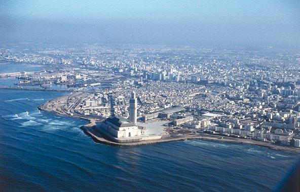 4163 Марокко. Касабланка.