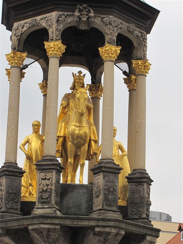 Германия. Магдебургский всадник