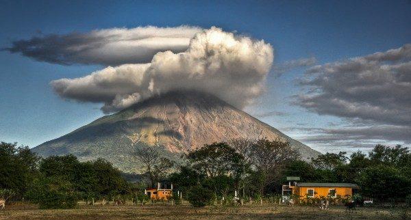 Никарагуа. Ометепе.