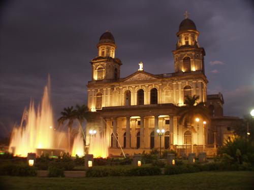 Никарагуа. Манагуа.
