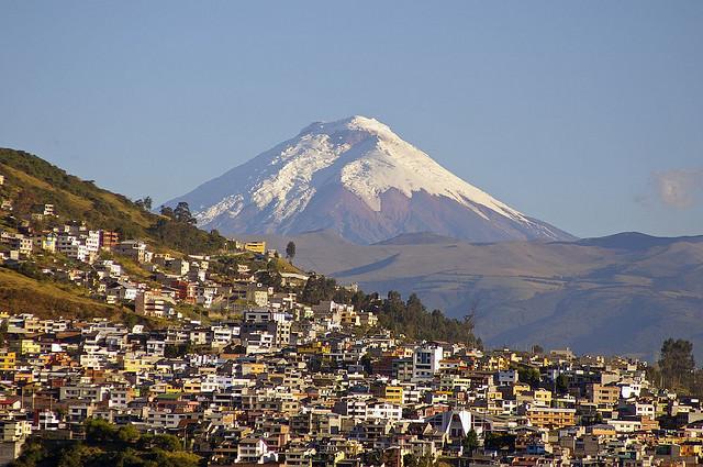 Эквадор. Котопахи.