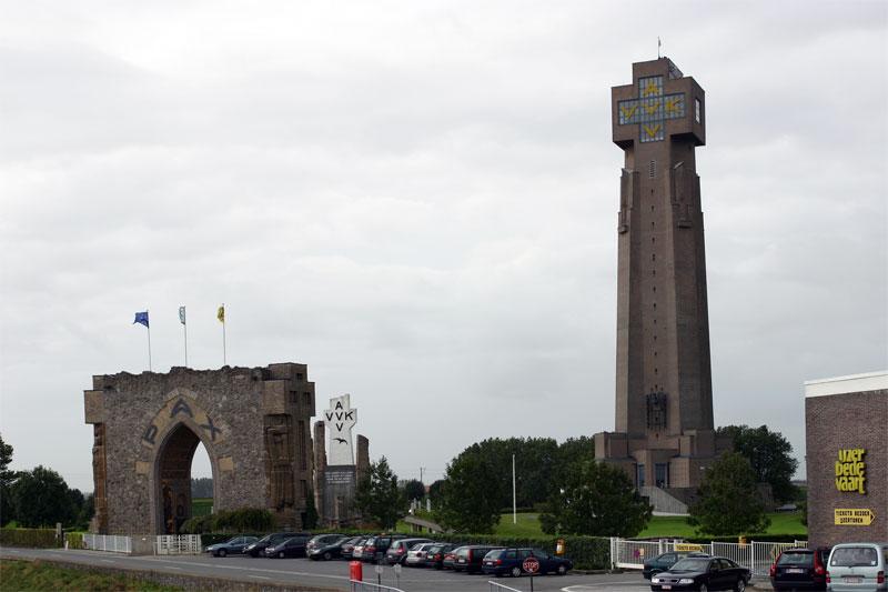 2533 Бельгия. Башня на Изере