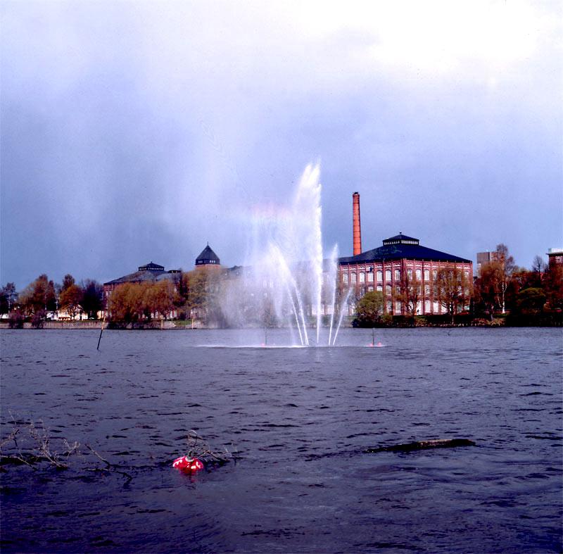 Финляндия. Пори.