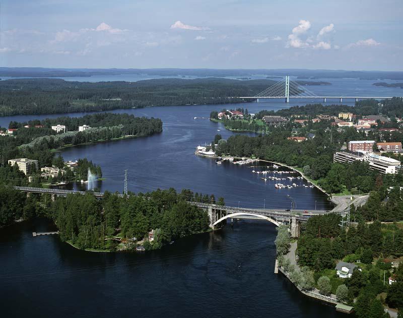 Финляндия. Хейнола.