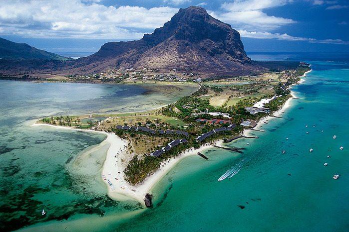 Мадагаскар. Остров Нуси-Мангабе.