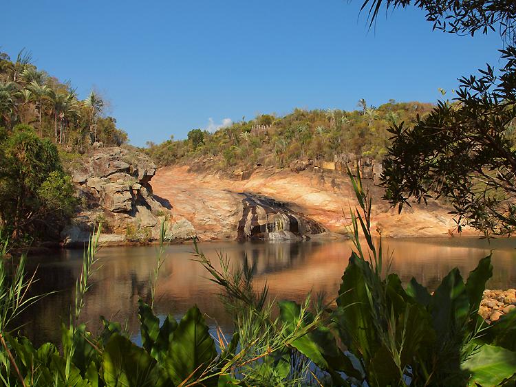 Мадагаскар. Национальный парк Андоала.