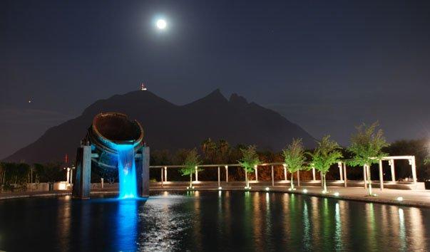 Мексика. Фундидора — парк.