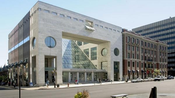 Канада. Монреальский музей изящных искусств.