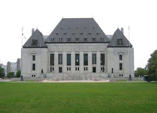 5918 Канада. Верховный суд Канады.