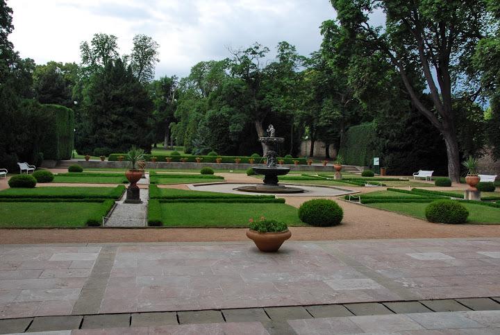 5952 Чехия. Летенские сады.