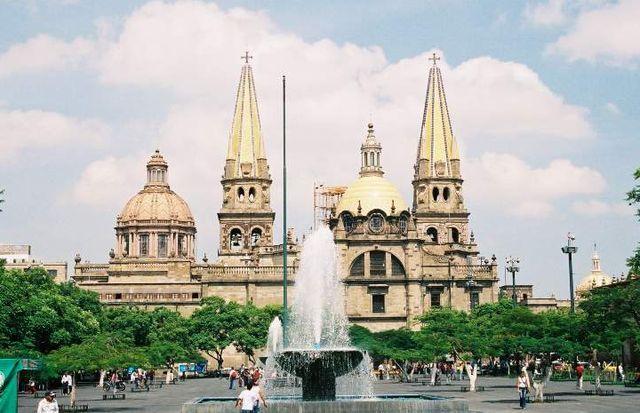 Мексика. Гвадалахара.