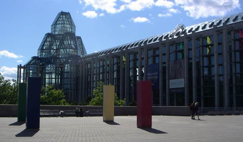 Канада. Национальная галерея Канады.
