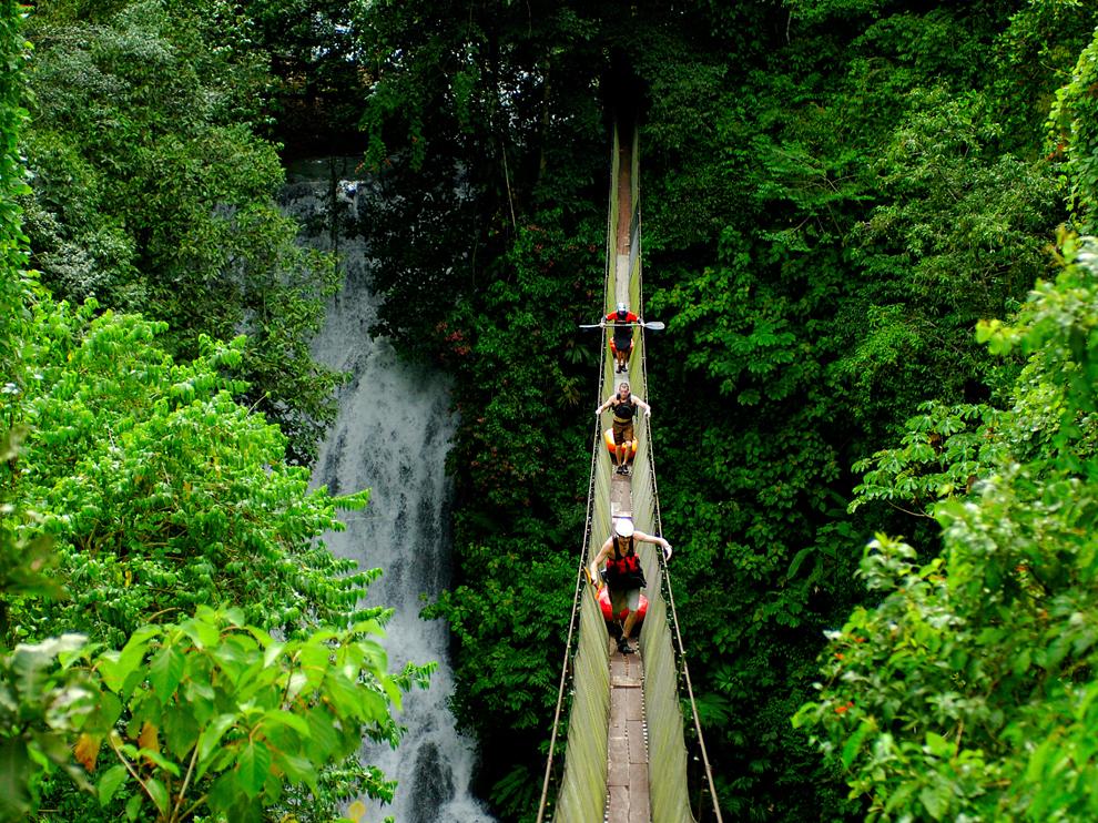 Коста-Рика. Национальный парк Мануэль Антонио.