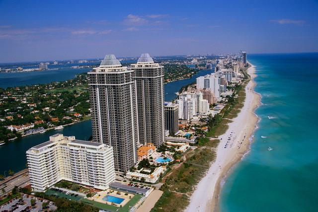 США. Майами.
