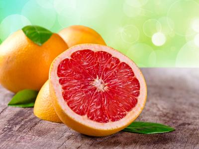 Что полезно кушать? Грейпфрут.
