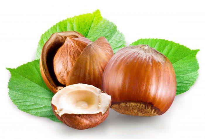 Что полезно кушать? Орех лесной.