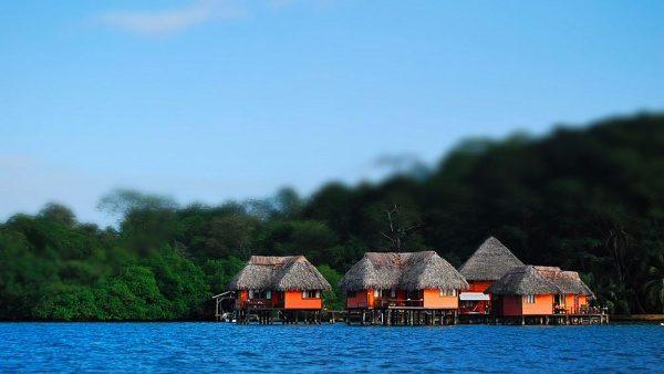 Панама. Остров Бастиментос.