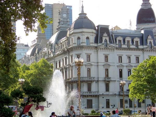 Аргентина. Ратуша Буэнос-Айреса