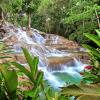 Ямайка. Водопады Даннс-Ривер. фото - fg 100x100