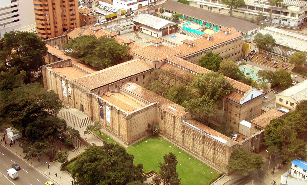 Колумбия. Национальный музей Колумбии.