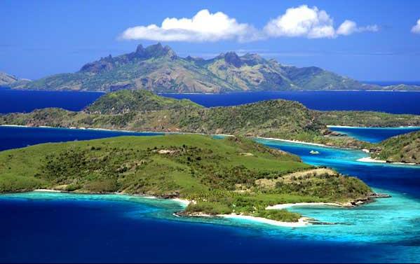 6978 Фиджи. Острова Ясава.