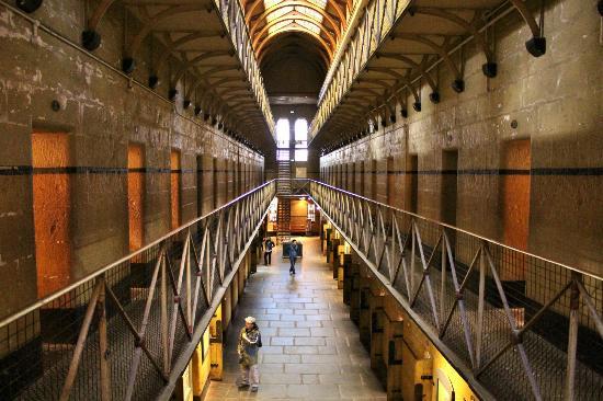 Австралия. Старая тюрьма Мельбурна