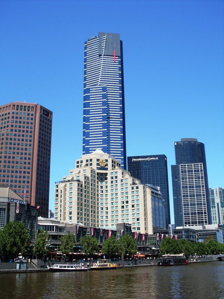 7336 Австралия. Башня Эврика.