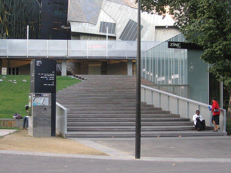 7327 Австралия. Национальная галерея Виктории.
