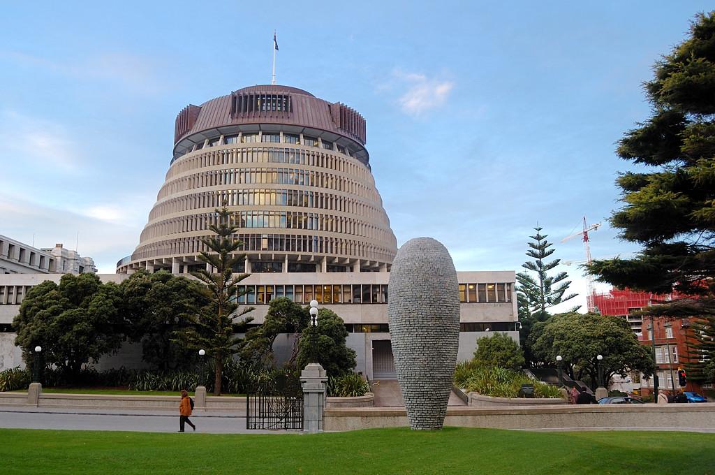 Новая Зеландия. Улей.