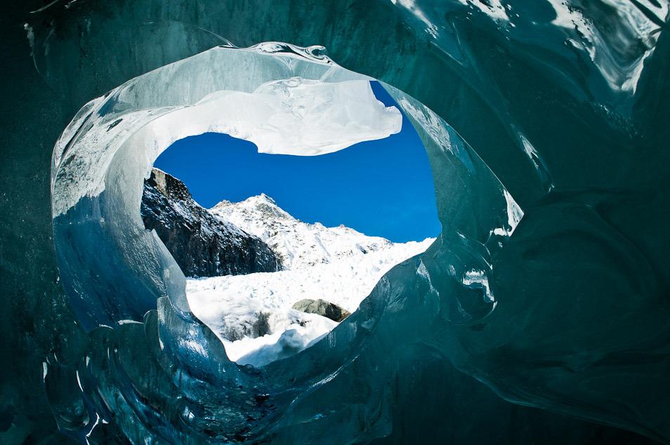 Новая Зеландия. Ледник Фокса.