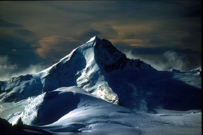 Новая Зеландия. Гора Аспиринг.
