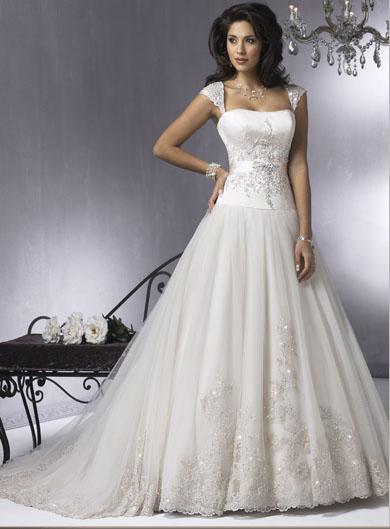 Свадебные платья. Какие фасоны будут