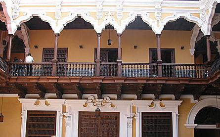 Перу. Торре-Талье.