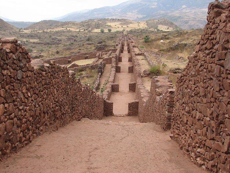Перу. Пикильякта.