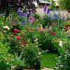 8915 Красочно и ароматно в саду
