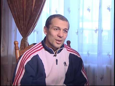 Боксер Андрей Владимирович Баланов