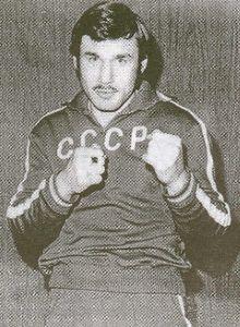Боксер Олег Георгиевич Коротаев