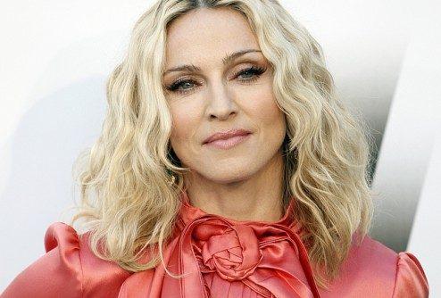 Мадонна посреди противной семьи ссорится по бездомному брату !