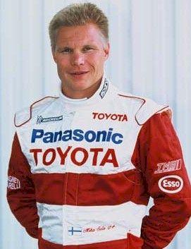 9111 Гонщик Мика Джухэни Сэло - конкурировал в Формуле Один между 1994 и 2002.
