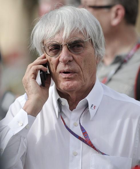 9101 Руководитель Formula One Group, Берни Экклстоун.