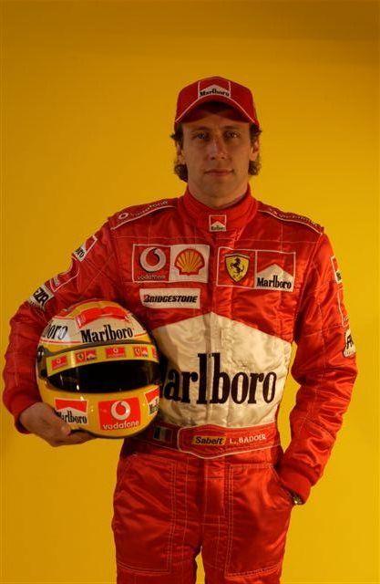 9131 Гонщик Лука Бадоер, является итальянским бывшим гонщиком.