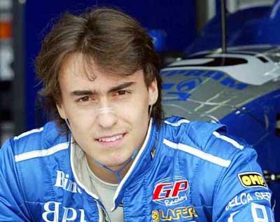 9116 Гонщик Роман Александрович Русинов - в 2000 он выиграл Международный Renault Finals.