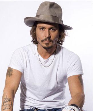 10439 Актер Джонни Депп ( Johnny Depp )