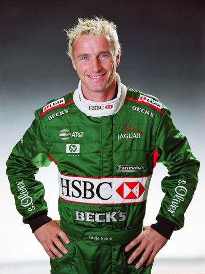 9319 Является бывшим гонщиком из Северной Ирландии- гонщик Эдди Ирвин.