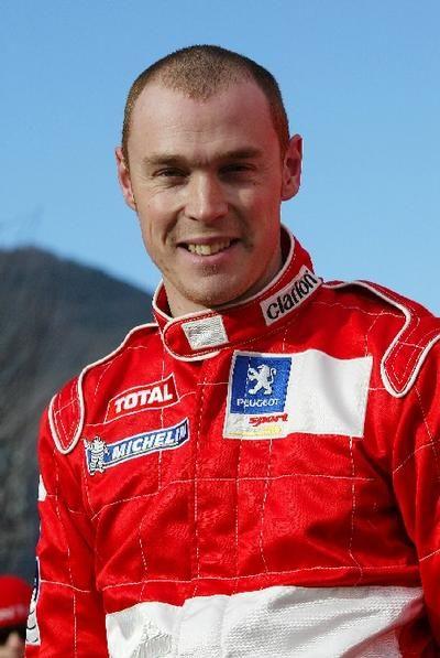 Был Чемпионом Ралли World 2001 года, Гонщик Ричард Александр Бернс.