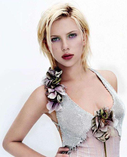 Актриса Скарлетт Йоханссон (Scarlett Johansson)