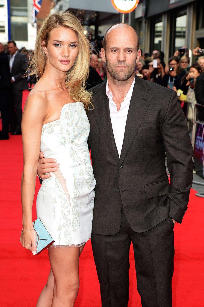 Jason Statham Wife Jason Statham Wife