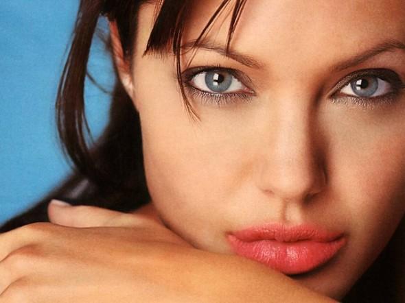 Актриса Анджелина Джоли ( Angelina Jolie Voight )